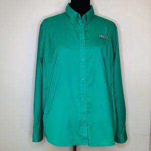 🌷COLUMBIA Sportswear Co. Lightweight Snap Jacket